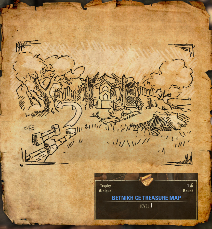 ESO Imperial Edition | Mappe del Tesoro | Treasure Maps ...